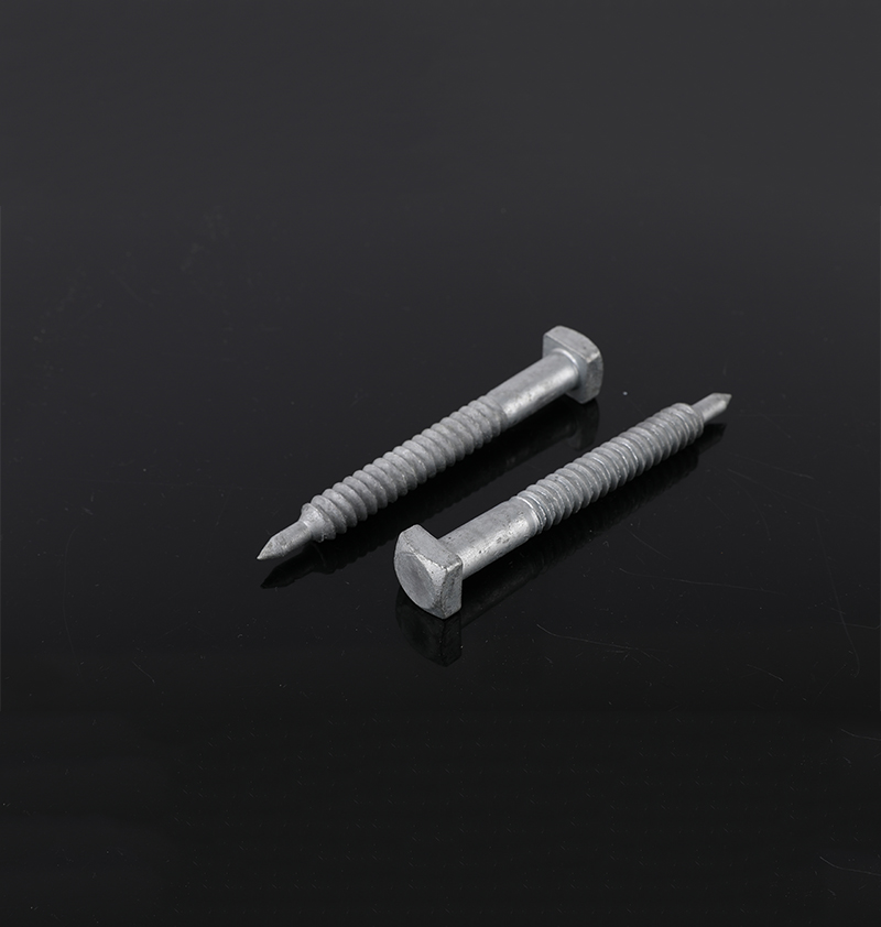 What are the methods for marking tolerances of non-standard screws?